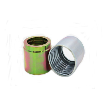 Interlock Ferrule for 4SH R13 Swaging hose Ferrule