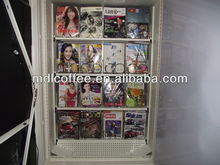 Popular!!Book/Magazine/T-Shirt vending machine (LV-205Y-55)