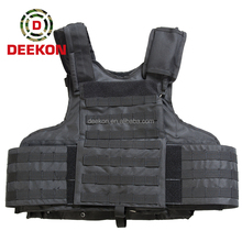 2017 Most Popular Kevlar Military Bulletproof Vest for Army Use
