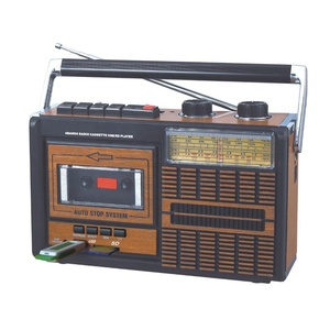 Retro Cheap Cassette Player with am fm radio usb/sd input