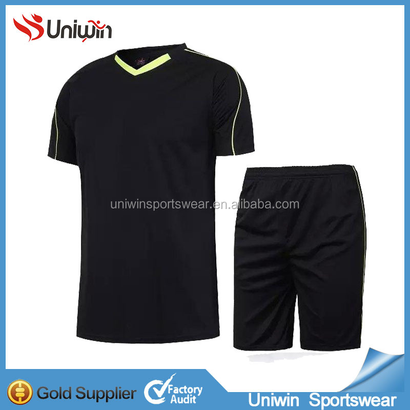 New Model 2016 Blank Soccer Jersey