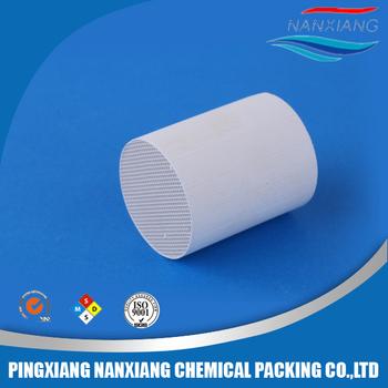 Cordierite Honeycomb Ceramic Monolith Catalytic Converter