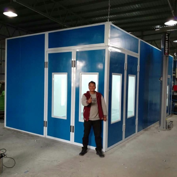 Personalizzato Vernice Booth Hight Quality Vernice Booth Fai Da Te Vernice Booth Buy Pittura Booth Industriale Vernice Booth Cabine Di Verniciatura