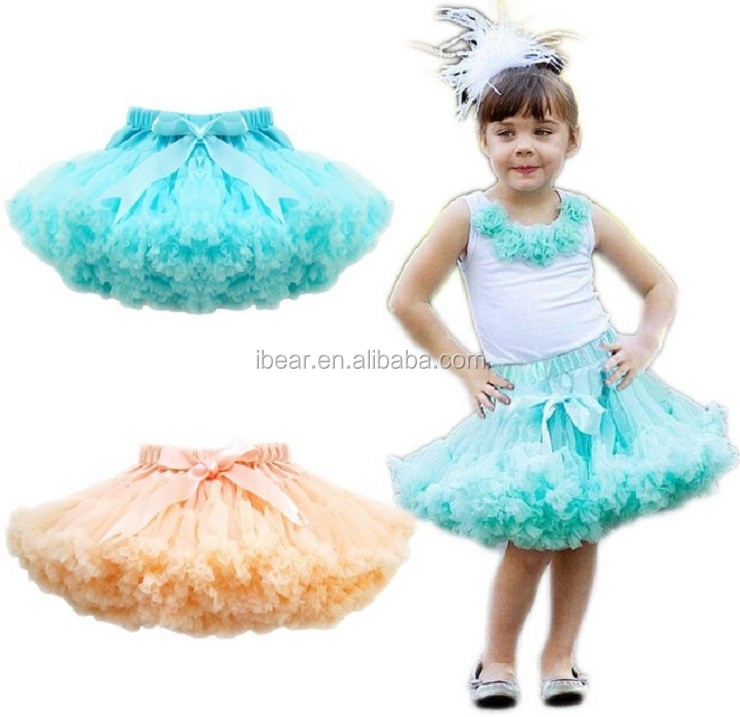 Persnickety Toddler Girls Ruffle Skirts Outfit Baby Girls Chiffon Pettiskirt With White Vest Set Tank Top Fluffy Pettiskirt