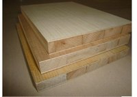 white melamine 20mm pine wood block board
