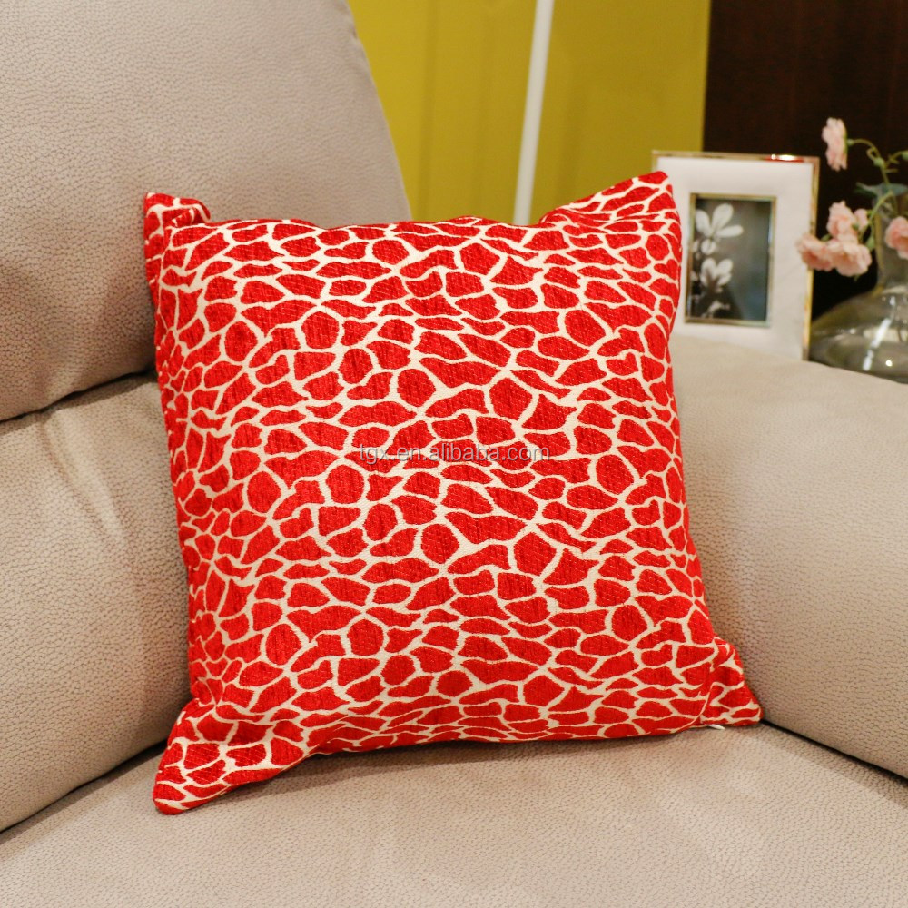 45*45 Cushion Cover Chenille Cushion Cover Pillow Cover
