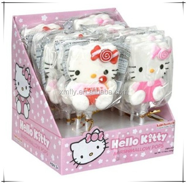 Hello Kitty Bo/îte de Sucettes
