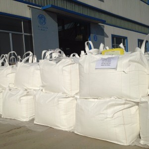 Non-caking calcium formate 98 % white powder China calcium manufactures