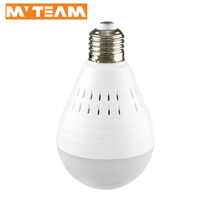 Wifi Light Bulb Security Camera HD 1.3MP 2MP 3MP Hidden Camera Light Bulb sd Card