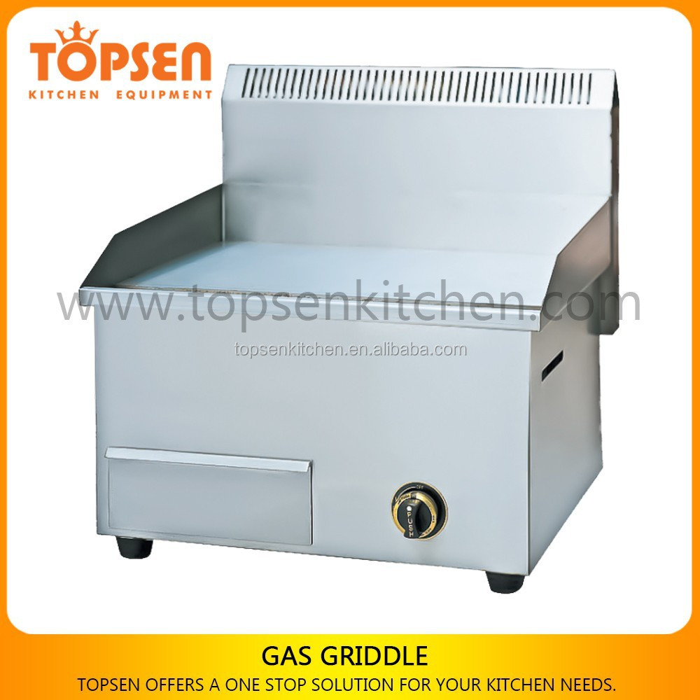 Gas Griddle With Gas Fryer, Gas Griddle With Gas Fryer Suppliers and ...