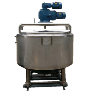Owens Stainless steel mixing tank with agitator/Fertilizer mixing tank