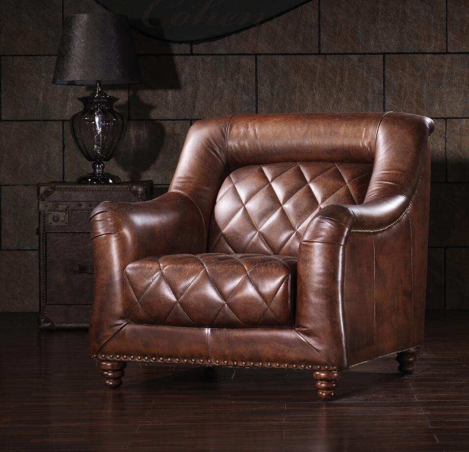 Single Leather Sofa 1 Seater Sofa Designs For Small Living Room - Buy Sofa  Design,Sofa Designs For Small Living Room,Single Leather Sofa 1 Seater ...