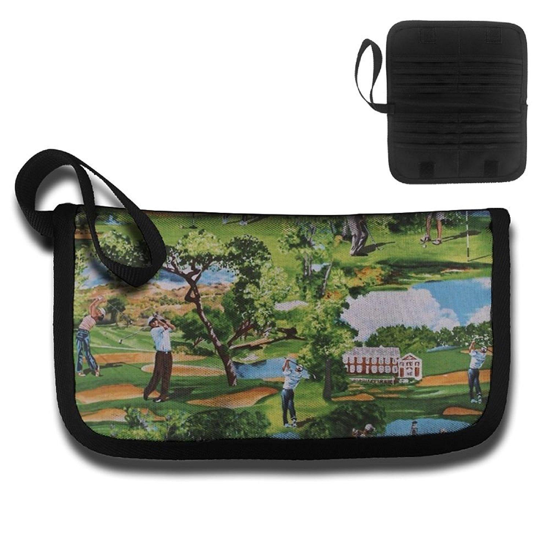 Xcjycd Golf Ball Durable Credit Card Holder Business Card Organizer Id Holder Wallet Holder Card For Men