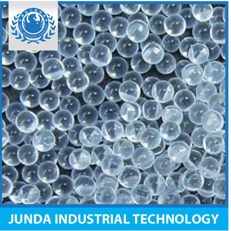 lower Ai203 >0.5-2.0 traffic glass beads for Sand blasting
