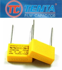 noise suppression capacitors