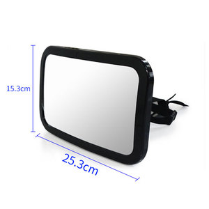 China Manufacturer Safety Rear View Back Seat Baby Car Mirror