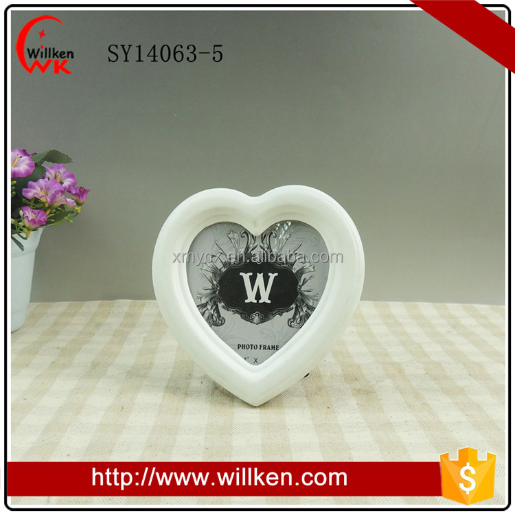 Hot heart shape photo frame Valentine Gift Christmas Picture Frame