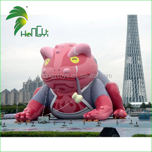 Best Selling Reasonable Price OEM Large Inflatable toad modeling