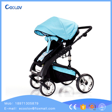 Lightweight aluminum frame bicycle the new luxury baby stroller