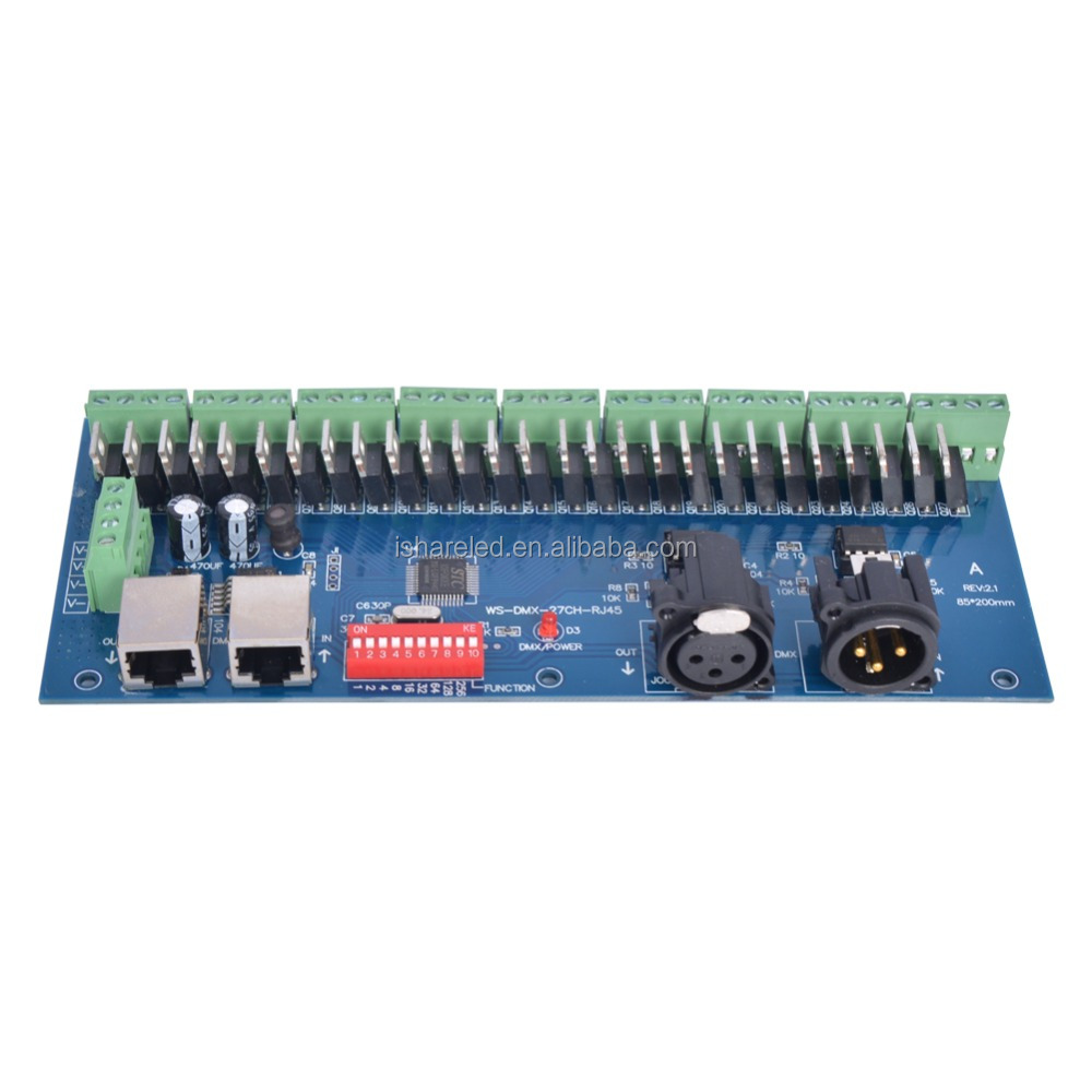 Dmx Led Controller Wiring Diagram Hotest Rgbw Dimmer Control Rgb Suppliers And