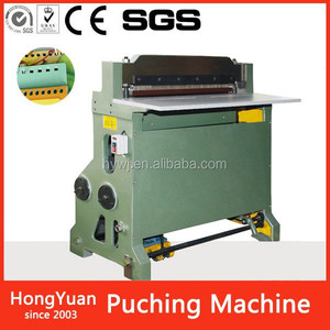 SPM-610 book binding hole punch, book binding used for paper punching equipment