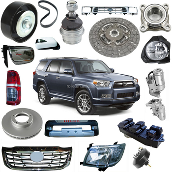 One-stop Auto Spare Parts Toyota Hilux Vigo Parts With Head Tail ...