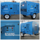 Factory Price Portable Diesel Air Compressor For Dustless Blasting