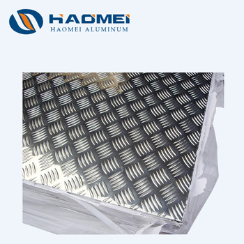 CE ISO Certification China manufacturer Aluminum Checker Plate Price