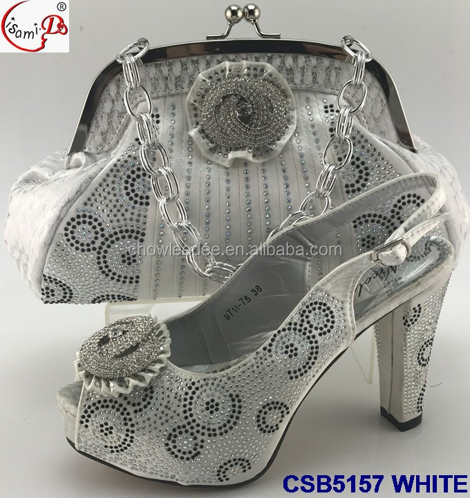 african Promotion bag heel and shoes design bag shoes and available size 42 high 5gxgpqw
