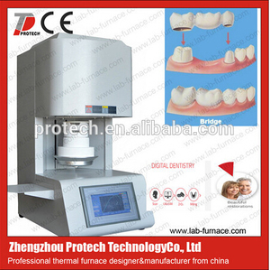 High purity MoSi2 heaters electric power ceramic furnace for dental