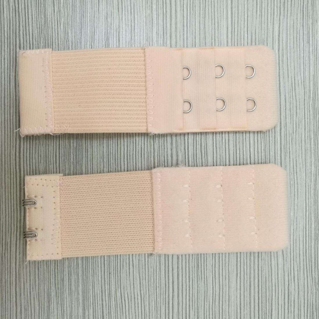 838bb246b5e3a Sexy 4 PCS 2 Hook Bra Extender For Women s Elastic Bra Extension Strap Hook  Clip Expander Adjustable Belt Buckle Underwear