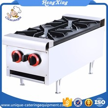 HGS-2 Guangzhou 6 burners cooking gas stove, gas stove brands, kitchen gas stove size
