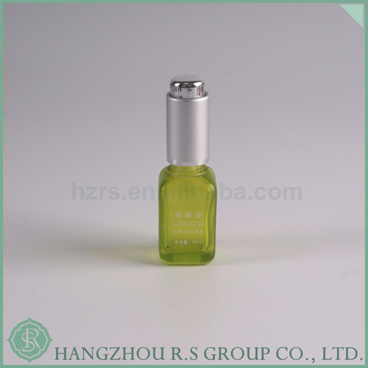 New Products Amber Essential Oil Bottles