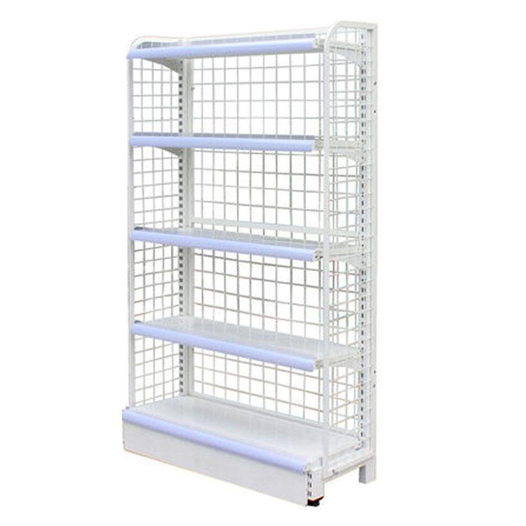 Venta al por mayor malla de alambre estante del supermercado-Compre ...