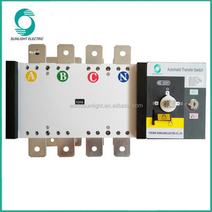 XQ5 500 amp automatic transfer switch