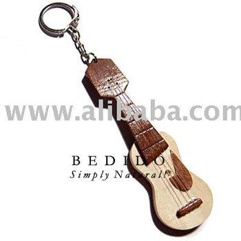 Philippine Guitar Key Chains Keychain Giveaways Sovenier Item