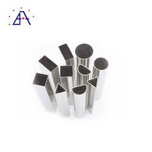 Brilliance High Quality Better Price Aluminium Tube Aluminium Profile