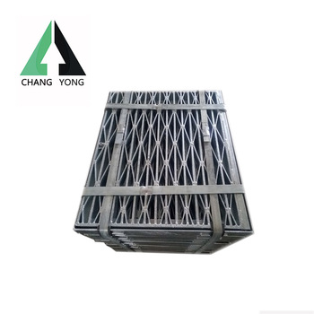 Beautiful and durable stainless steel grating to building materials