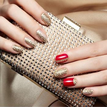 New Nail Art Jewelry Fashion 3d Diamond Nail Art Stickers Stickers
