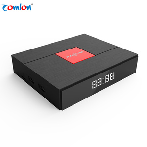 New CPU S912 3GB 32GB Dual Band Android Smart tv Box