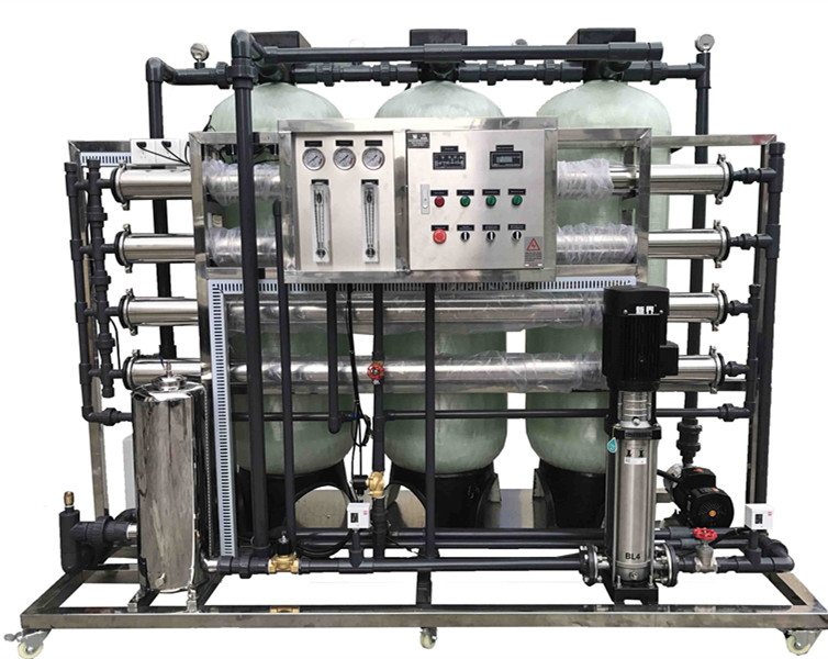 Water Treatment System/ro Plant/reverse Osmosis System Price 2500lph