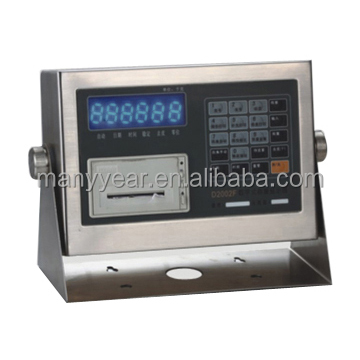 digital truck scale indicator, digital weight controller instrument