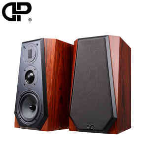 Image of Delixin Hifi audio bookshelf speakers Hifi for home theatre system tower guangzhou speakers A-3