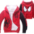 Kid boys Winter long sleeve Coral fleece Hooded coat warm clothes for boys