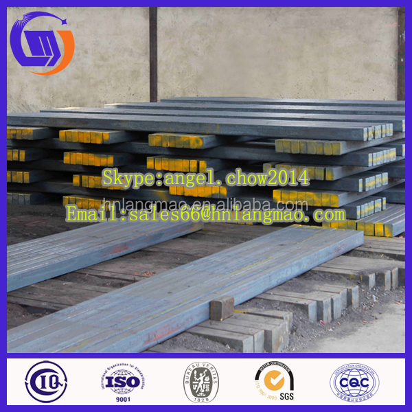 Hot Rolled Steel Raw Material Square Steel Billets 3sp & 5sp Grade ...