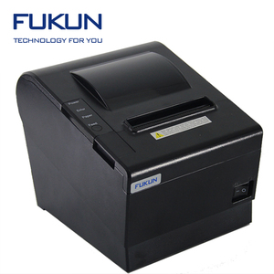 POS Terminal Receipt Printer Bluetooth Thermal Receipt Printer 80mm