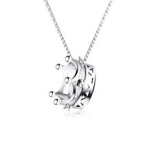 23b91e309e71 Крошечные сестра подарки Ювелирные изделия дешевые стерлингового серебра  Принцесса  span class keywords