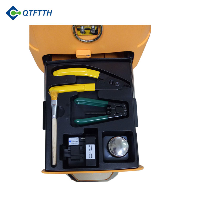 High quality Small Size Automatic Intelligent Optical Fiber Fusion Splicer,factory price Fusion Splicer,AI-7