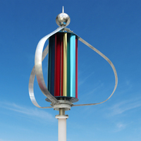 Vertical Axis Maglev Wind Generator Kit