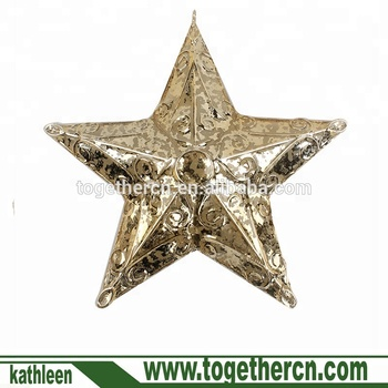 Christmas Tree Topper Top Gold Tinsel Jewel Led Star Buy Christmas Tree Topper Star Christmas Tree Flashing Star Outdoor 3d Led Christmas Star